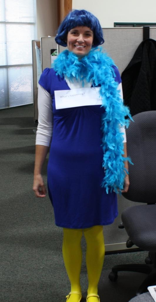 Twitter Halloween Costume