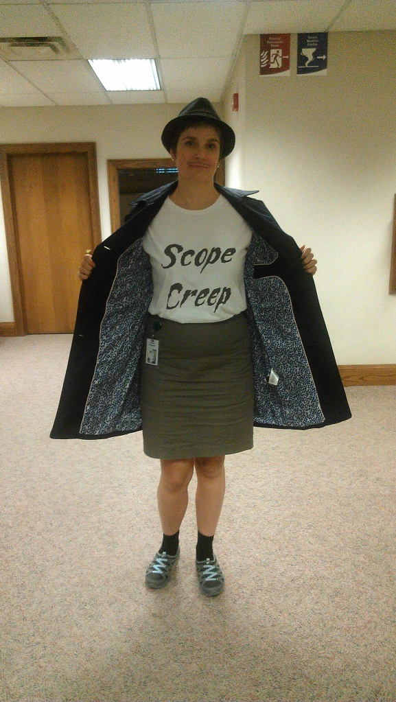 Scope Creep halloween
